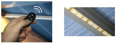 kit led per tendalino - tecnocamper - Illuminazione Veranda Camper